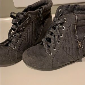 Justice dress shoes